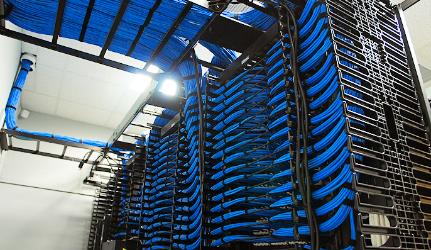 خدمات پسیو شبکه در شرکت سماتلکام